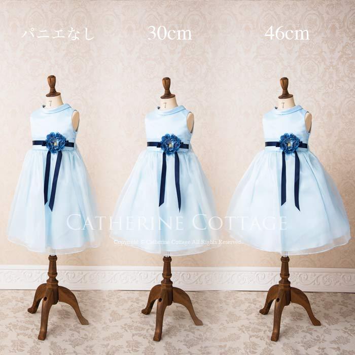 どんなドレスもふわふわボリュームパニエ