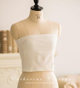 ドレス用ベアトップインナー