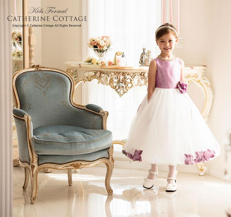 69161d24fbd6b チュールスカートに閉じ込めた花びらが揺れて ドラマティックなドレススタイル