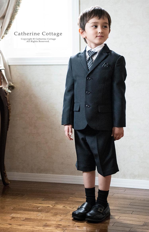 c905fcd33b674 男の子入学式スーツ、ハーフパンツ? ロングパンツもOK?